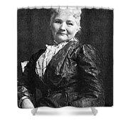 Mary Jones (1830-1930) Shower Curtain