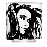 Mary Kate Shower Curtain
