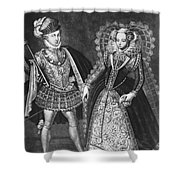 Mary, Queen Of Scots Shower Curtain