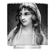 Mary Tighe (1772-1810) Shower Curtain