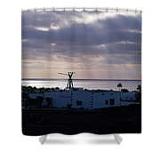 Matagorda Shower Curtain