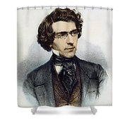 Mathew Brady (1823?-1896) Shower Curtain