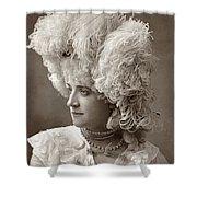 Mathilde Wadman Shower Curtain