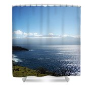 Maui Wonder Shower Curtain