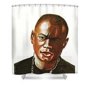 Maurice Greene Shower Curtain