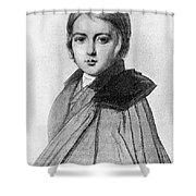Maurice Sand (1823-1889) Shower Curtain