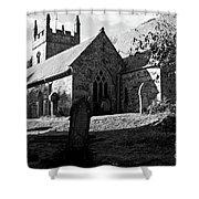 Mawnan Smith Parish Church Shower Curtain