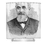 Mayer Lehman (1830-1897) Shower Curtain