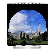 Maynooth Seminary, Co Kildare, Ireland Shower Curtain