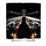 Meadow Hall Shower Curtain