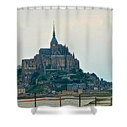 Medieval Wonder Shower Curtain