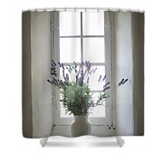 Mediterranean Coast In Provence Shower Curtain