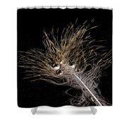 Medusa Shower Curtain