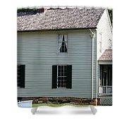 Meeks Store Appomattox Court House Virginia Shower Curtain