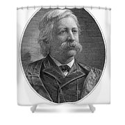 Melville Fuller (1833-1910) Shower Curtain by Granger