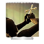 Memorial To Armenian Genocide Shower Curtain