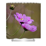 Memories Of Early Autumn Shower Curtain