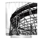 Memphis Pippin Shower Curtain