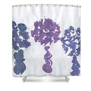 Meousa Sisters Shower Curtain