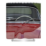 Mercedes Shower Curtain