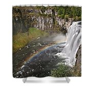 Mesa Falls II Shower Curtain