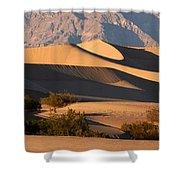 Mesquite Dunes Shower Curtain