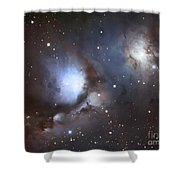 Messier 78, Also Known As Ngc 2068 Shower Curtain
