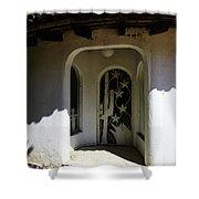 Mexican Door 14 Shower Curtain