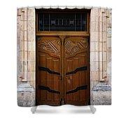 Mexican Door 33 Shower Curtain