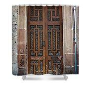 Mexican Door 54 Shower Curtain