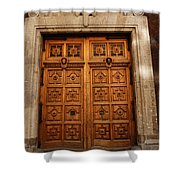 Mexican Door 67 Shower Curtain