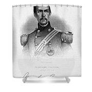 Michael Corcoran (1827-1863) Shower Curtain