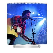 Michael Hartenberger Shower Curtain