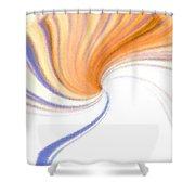 Micro Linear 24 Shower Curtain