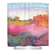 Midday 25 Shower Curtain