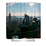 Midtown South Shower Curtain