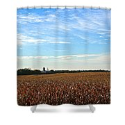 Midwest Farm Shower Curtain