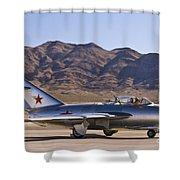 Mig - 15 Shower Curtain