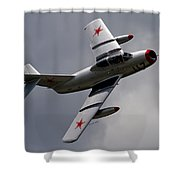 Mig-15 Uti Shower Curtain