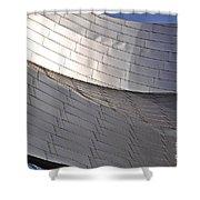 Millennium Park Amphitheater Shower Curtain