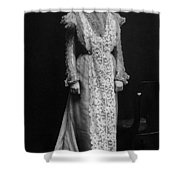 Minnie Maddern Fiske Shower Curtain