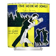 Minnie The Moocher Shower Curtain