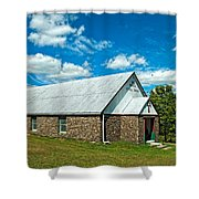 Miracle Revival Center Shower Curtain