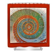Mirror Of Life Shower Curtain