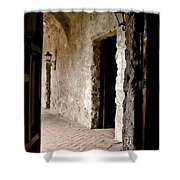 Mission Concepcion Shower Curtain