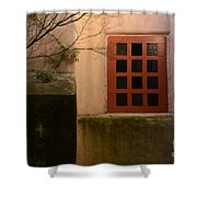 Mission San Carlos Borromeo De Carmelo 1 Shower Curtain