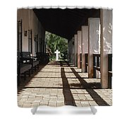Mission San Diego Shower Curtain