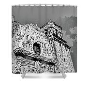 Mission San Jose San Antonio Tx Shower Curtain