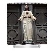 Mission San Juan Capistrano Shower Curtain