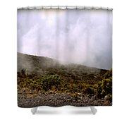 Misty Hills Shower Curtain